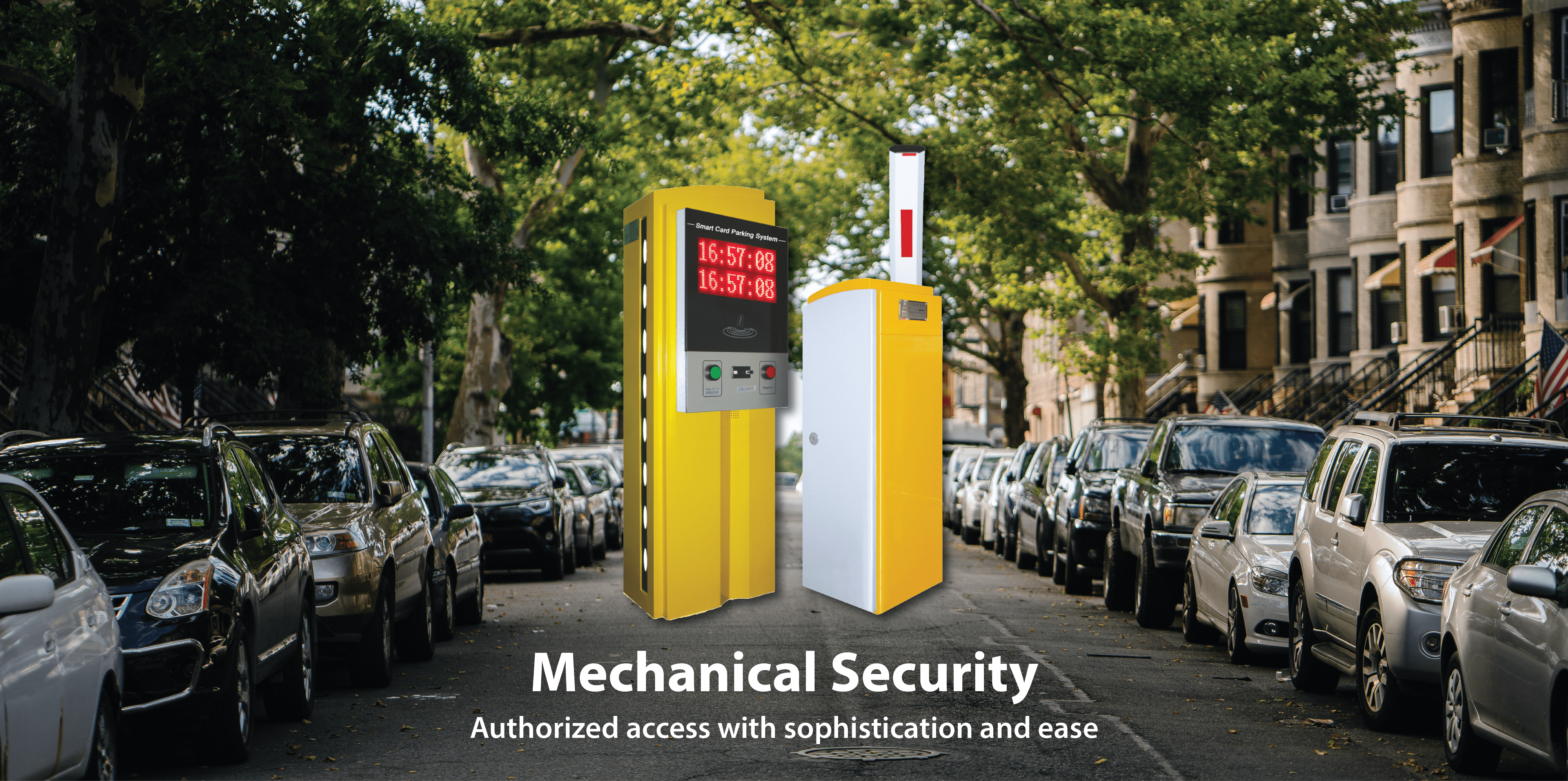 Mechanical Security