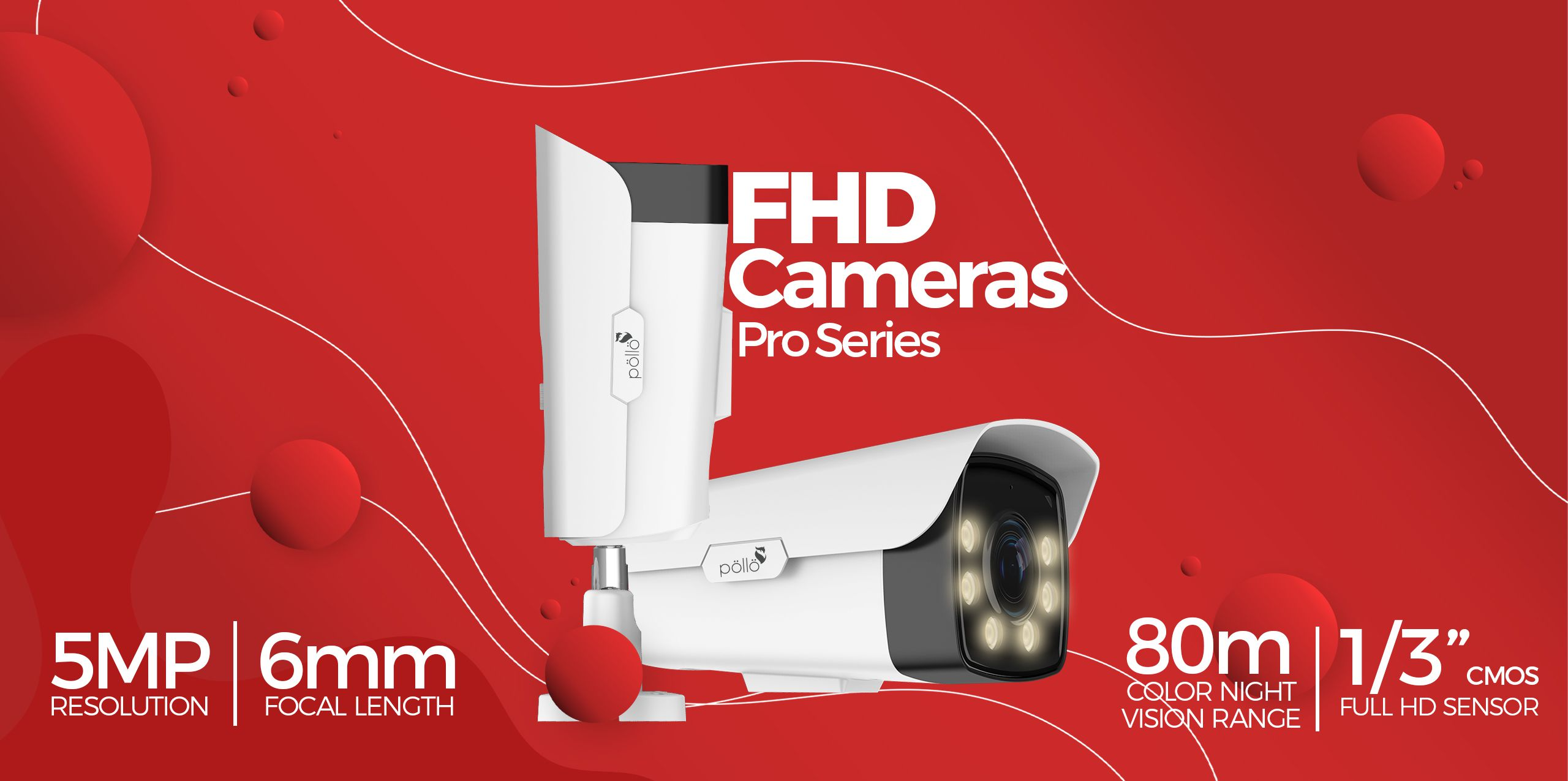 FHD Cameras